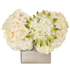 Elegant Bliss - Arrangements - Los Angeles Florist tic-tock Couture Florals | Voted Best Florist in Los Angeles