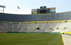 Home of the Green Bay Packers - Lambeau Field