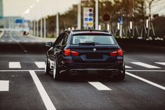 BMW F11 5er Touring - StanceWorks