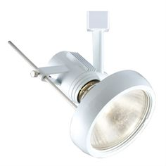 Aluminum Die Cast Construction   Vertical Adjustment: 180°, Rotation: 350°   There is no Visible Socket Wire   Thumb-Screw secures tilt angle.   Dimmable with Standard Line Voltage Incandescent Dimmer    Input Voltage: 120V, Output Voltage: 12V  Bulb: 150W PAR38 MED    Finish: White, Black, Silver Grey  Regular price: $132.50  Sale price: $95.50