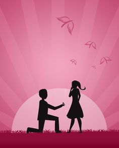 Witness a proposal. Repinned from Nicole Pacek.