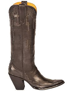 "Old Gringo ""Trinity"" Leather Boot"