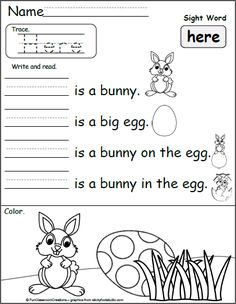 November Rhyming Worksheet. Free literacy building page for Kindergarten and Preschool Use this worksheet as a rhyming assessment page or practice worksheet.  Students color the pictures in each ro…