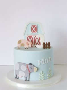 My Happy Little farm -Peaceofcake ♥ Sweet Design: cake