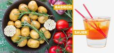 Basische Ernährung und Übersäuerung: Was ist dran an basischer Kost?