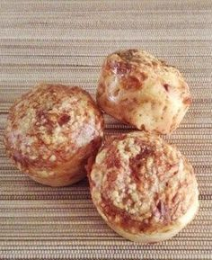 scones from Airfryer Actifry, Always Hungry, Air Frying, Air Fryer Recipes, High Tea, Scones, Good Food, Fun Food, Food And Drink