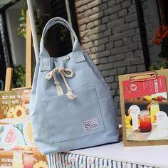Women Canvas Multifunction Backpack String Large Capacity Waterproof Bucket  Handbag. Fashion BackpackBackpack Travel BagCanvas BackpackTravel Bags ... a64f543832c5b