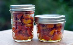 Great recipe for roasting our overabundance of grape/cherry tomatoes with garlic, herbs, olive oil, then you can freeze them...but they taste so good not many make it to the freezer.