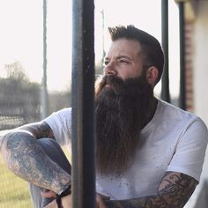cool 45 Ultimate Long Beard Styles - Be Rough With It