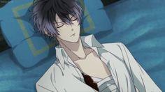 Ruki Mukami - Diabolik Lovers season 2, More Blood. ❤
