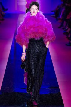 Look 7: Armani Privé Fall 2015 Couture - Collection - Gallery - Style.com
