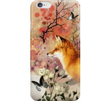 Fox Moonlight iPhone Case/Skin