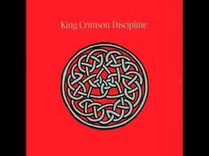 King Crimson - Frame By Frame (with lyrics)