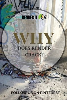 If you've ever wondered why house render cracks and how render is repaired then read this House, Home, Homes, Houses