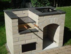 Risultati immagini per barbecue in muratura