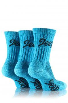 Ladies Jeep Luxury Terrain Socks  £7.00