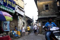 Mumbai daily: Koliwada gully