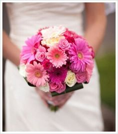 The 42 best Gerbera Bridal Bouquets and Inspiration images on ...