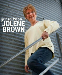 Jolene Brown joins us to discuss why advocacy is so important -  from a farm business expert!
