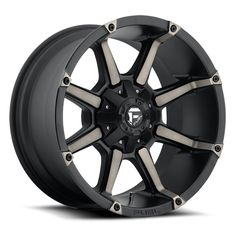 FUEL OFF-ROAD WHEELS 1 PIECE Coupler - Gloss Black Wheels. Check if this wheel fits your vehicle or select any of the available size, bolt pattern and offset options. Truck Rims, Truck Wheels, Jeep Wheels, 20 Wheels, Rims And Tires, Wheels And Tires, Chevrolet Silverado, Chevy 4x4, Gmc Suv