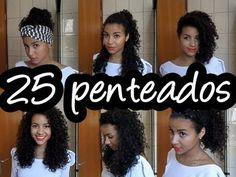 Amei todos os penteados! Já sou adepta a alguns outros vou comecar a usa-los também.