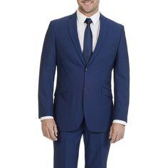 Adolfo Slim Fit Motion Stretch Men's 2 Button Suit Separate Jacket
