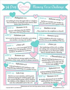 Great idea for the month of February - Loving Others Memory Verse Valentine's My Funny Valentine, Valentines, Scripture Memorization, Prayer And Fasting, Bible Verses About Love, Sisters In Christ, Memory Verse, Bible Prayers, Ministry Ideas