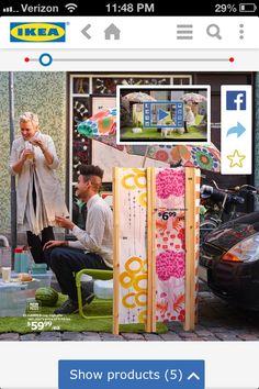 Paravent Ikea on Pinterest  Separateur De Piece, Ikea and Divider ...