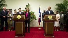 ONU visite Haiti