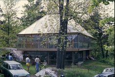 "Eco-house: ""Naturhuset"", Sweden"