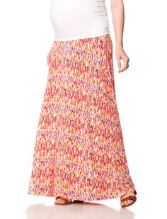 Motherhood Maternity Secret Fit Belly(r) Relaxed  Maternity Skirt