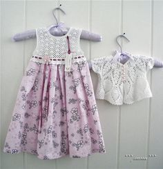 Crochet et tissu (3)