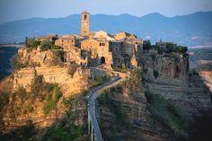 Civita, Lazio, Italy