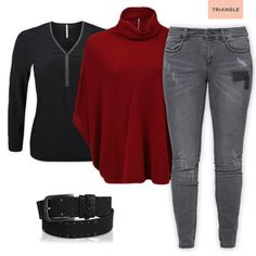 Check out 1 blouse - 3 styles #black #soliver #fashion