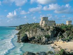 <p>The seaside town of Tulum, on Mexico's Yucatan peninsula overlooking the Atlantic, has something for everyone—foodies, history buffs, nature lovers, beach bums. Here are five things you must do on a trip to Tulum—starting with swimming in an underground cave. </p>