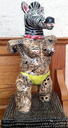 Wild Thing- Francke Ceramics