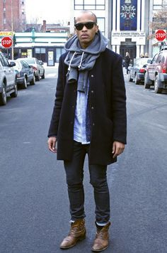 Be bold - Sweatshirt as a scarf