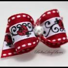 Special Bows for Special Dogs by BellasDogBows on Zibbet
