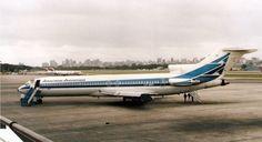Historias Individuales: LV-ODY Boeing 727-2M7 c/n 21823/1591