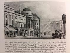 London --Regent Street