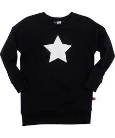 Superbe tunique noire avec étoile blanche par Molo. fr.emilea.be