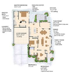 Bungalow house plan 56505 narrow lot house plans for 1700 square foot craftsman house plans
