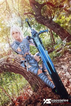 Guild Wars 2 Orrian Armor - elliria (photo: silenceral)