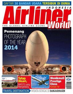 Airliner Indonesia Aviation Magazine, Scene, Stage