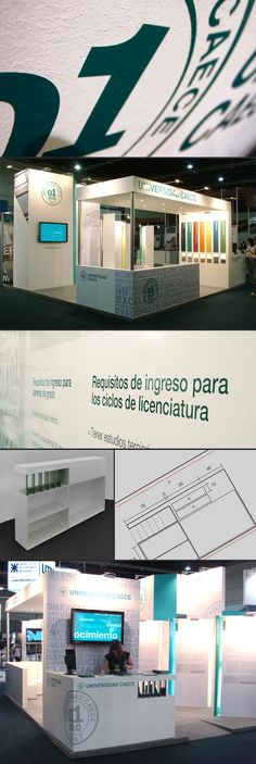 Stand Design for exhibition