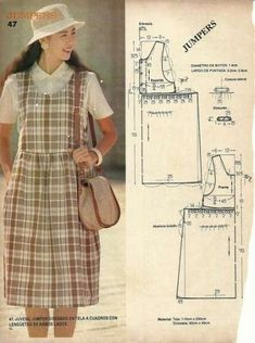 17 Trendy sewing patterns free skirt how to make Japanese Sewing Patterns, Skirt Patterns Sewing, Sewing Patterns For Kids, Clothing Patterns, Skirt Sewing, Pattern Sewing, Clothing Ideas, Sewing Clothes Women, Dress Clothes For Women