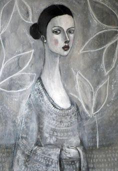 Misty Mawn Original Painting