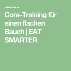 Core-Training für einen flachen Bauch   EAT SMARTER