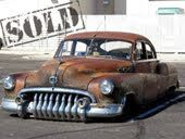 1950 Buick Fastback