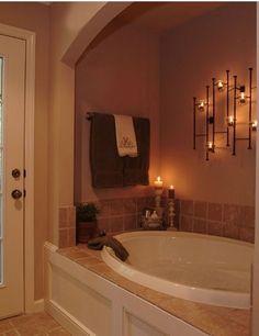 Love this for a master bath!